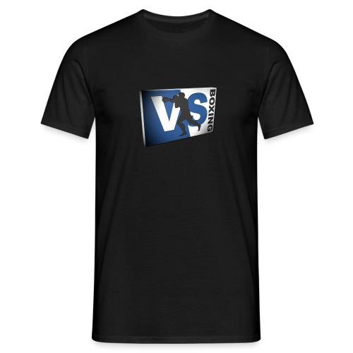 Herren T-Shirt 8schwarz) - Männer T-Shirt