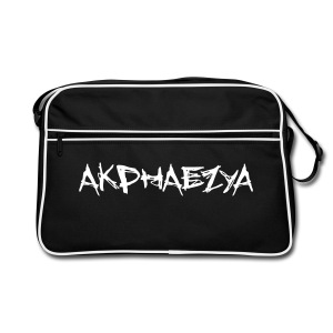 Akphaezya big bag  (Front & Back) - Retro Bag