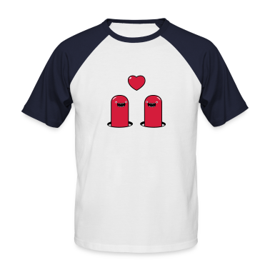 Cute Monsters in Love T-Shirts