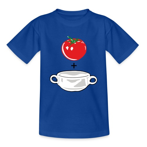 Tomato Soup for kids - Teenage T-shirt