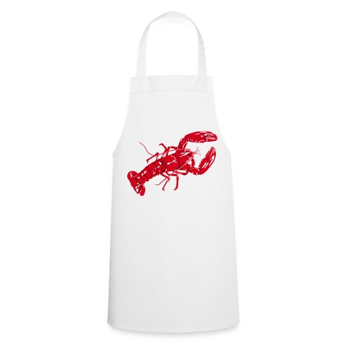 Lobster on Apron - Cooking Apron