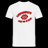 T-Shirts ~ Männer T-Shirt ~ Siebenbürgen - liegt mir im Blut. Schickes Shirt für echte Transylvanier!