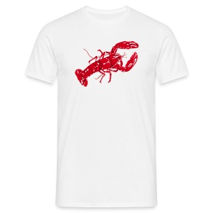 Classic Lobster - Men's T-Shirt