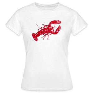 Classic Lobster - Women's T-Shirt