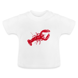 Lobster for babies - Baby T-Shirt