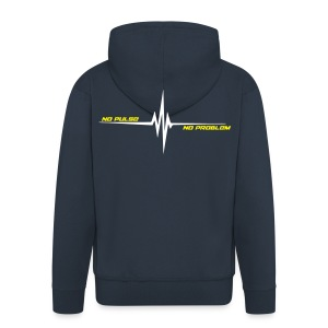 No pulse - No problem - Männer Premium Kapuzenjacke