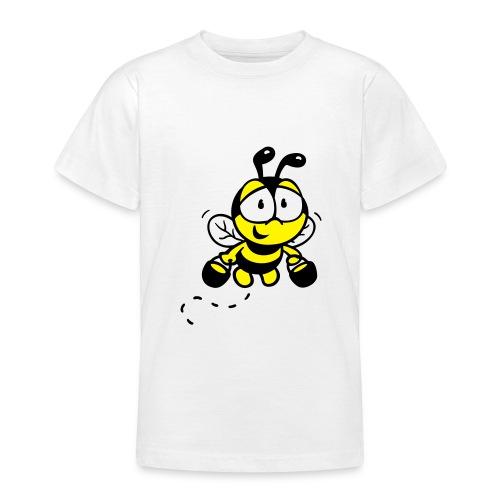 Shirt Biene - Teenager T-Shirt