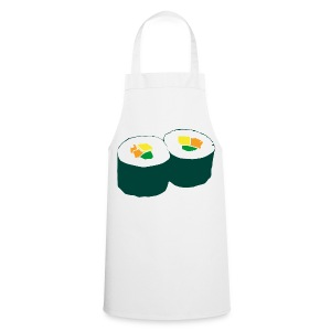 Makizushi on Apron - Cooking Apron
