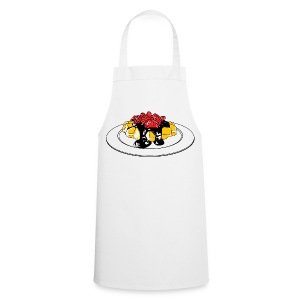 Belgian Waffle on Apron - Cooking Apron