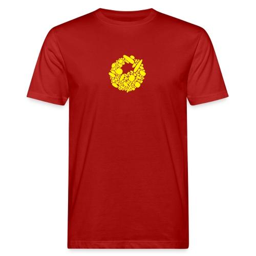 Yellow Sun Organic T-Shirt - Men's Organic T-Shirt