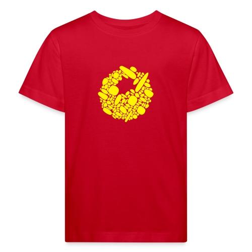 Yellow Sun Organic Kids T-Shirt - Kids' Organic T-Shirt