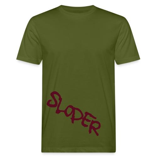 Blockshirt - Männer Bio-T-Shirt