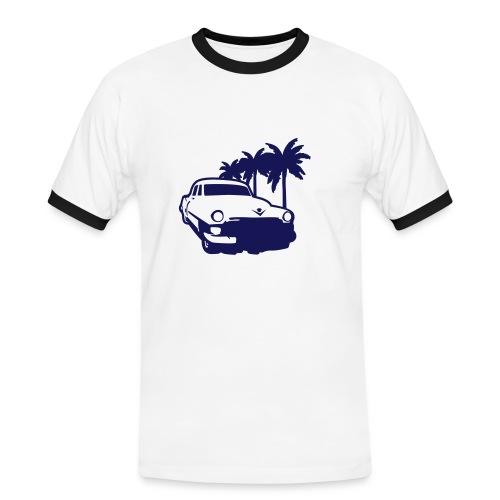 Easy Rider - Männer Kontrast-T-Shirt