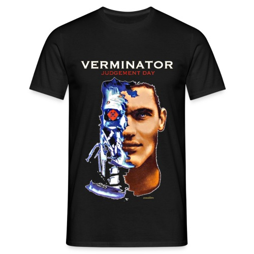 Verminator - AFC (T-Shirt) - Men's T-Shirt