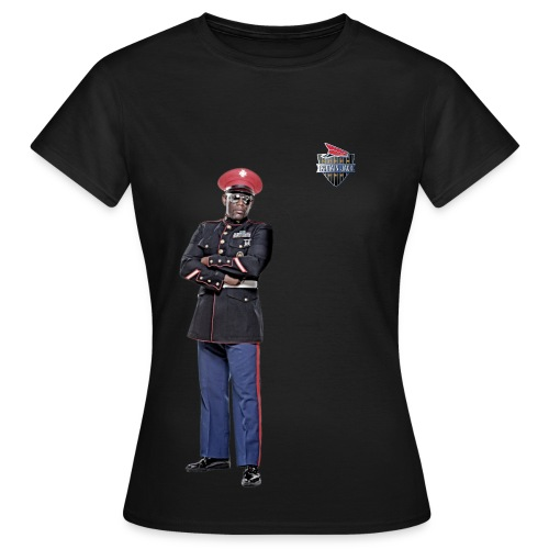 Captain Jack Shirt Bruce - Frauen T-Shirt
