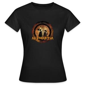 Akphaezya Nerak Girl TS - Women's T-Shirt