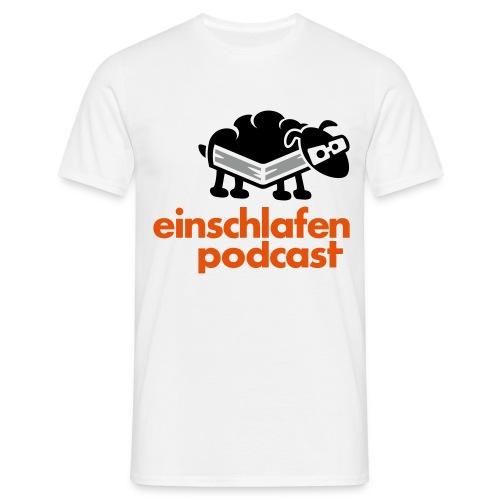 Herren Shirt Weiß - Männer T-Shirt