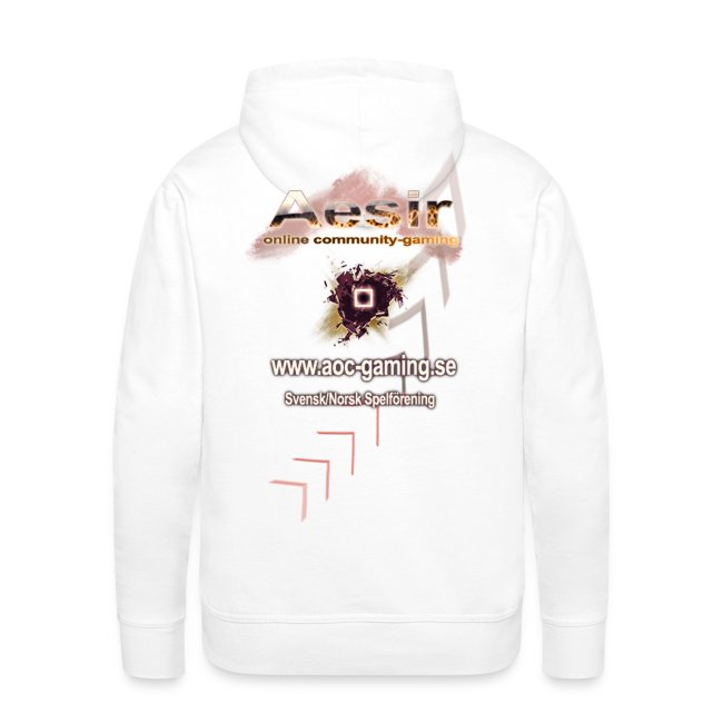 AOC-Gaming Hood Tröja Vit