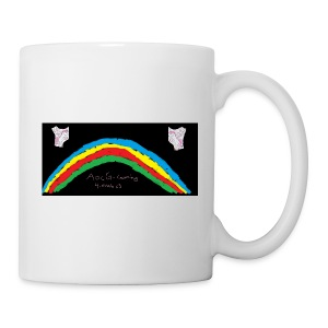 Kaffemugg Rainbow Aesir - Mugg