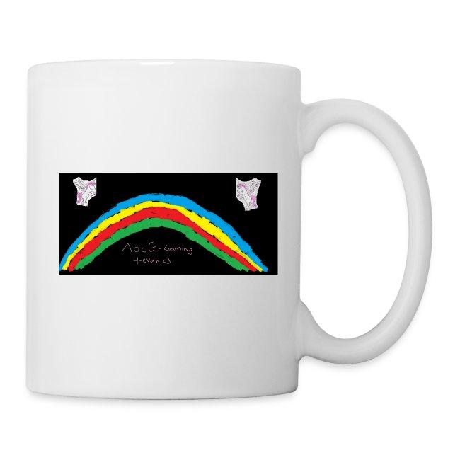 Kaffemugg Rainbow Aesir