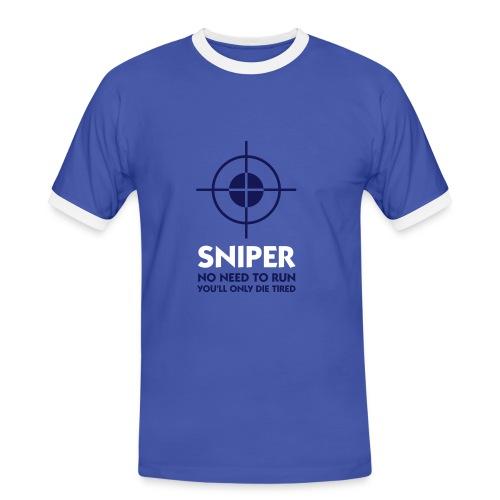 T-shirt Clan Members - Maglietta Contrast da uomo