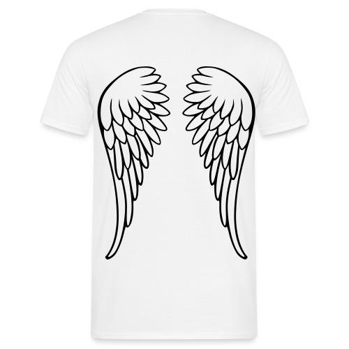 Angel - Mannen T-shirt