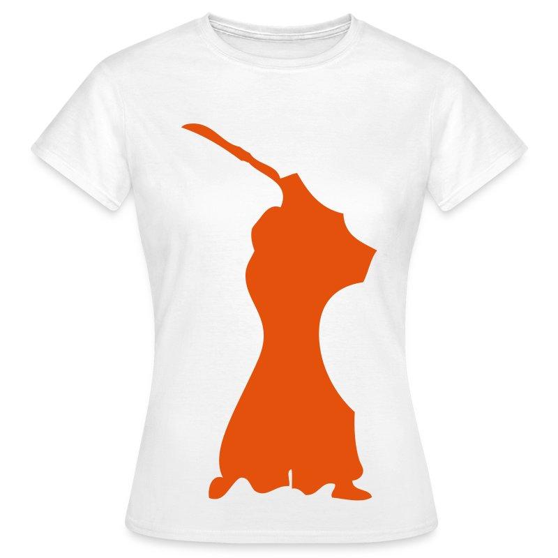 Frauenshirt Jodan - Frauen T-Shirt