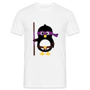 Pingouin Donatello - T-shirt Homme