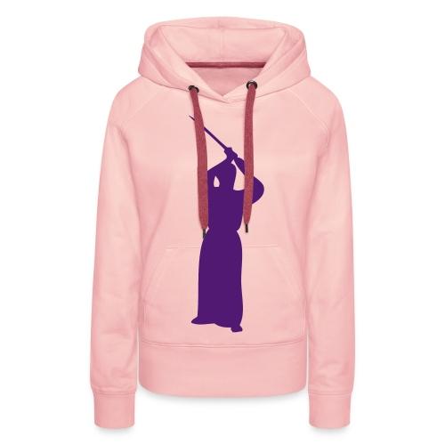 Frauen Kaputzenpulli Jodan - Frauen Premium Hoodie