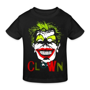 T shirt enfant clown - T-shirt Bio Enfant