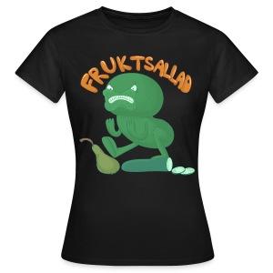 Fruktsallad (DAM) - T-shirt dam
