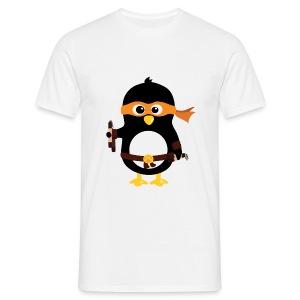 Pingouin Michaealangelo - T-shirt Homme