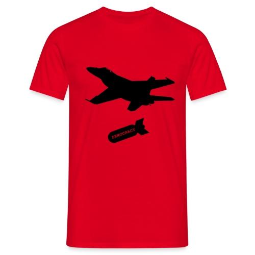.demokracja - Koszulka męska