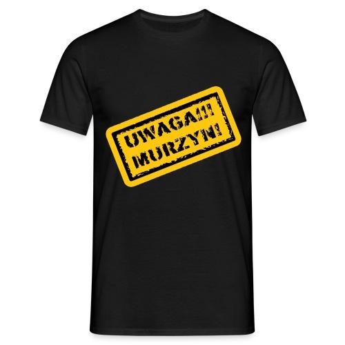 .murzyn - Koszulka męska