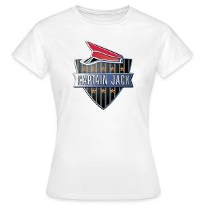 Captain Jack Logo Shirt - Frauen T-Shirt