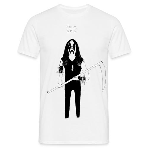 Chuy/S.O.S. - Camiseta hombre