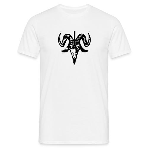 Satanic Shirt Men - Men's T-Shirt