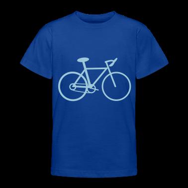 bicicletta Bambini T-shirt classica