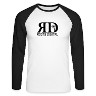 Long sleeve shirts ~ Men's Long Sleeve Baseball T-Shirt ~ Product number 18704021