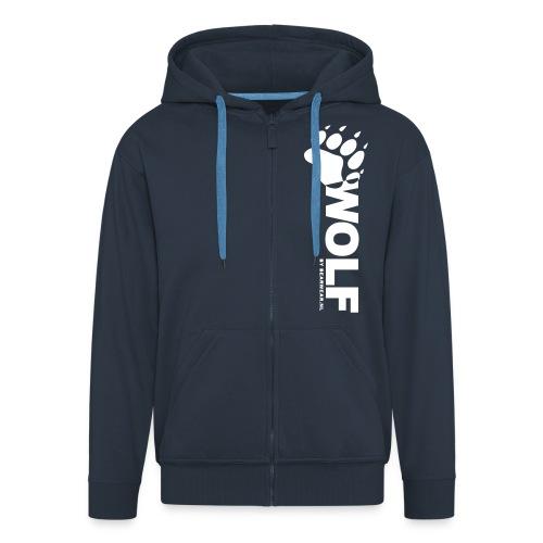 Wolf JackII - Men's Premium Hooded Jacket