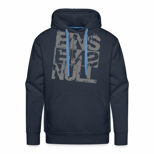 einseinsnull Männersweatshirt - Männer Premium Hoodie