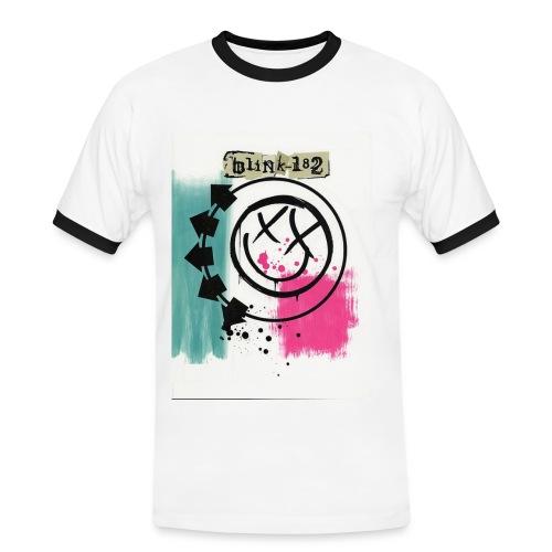 blink 182 - Maglietta Contrast da uomo