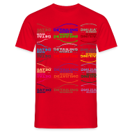 T-Shirts ~ Men's T-Shirt ~ Detailing World 'Reflections' T-Shirt