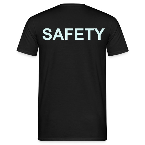 Safety Officer Shirt - Men's T-Shirt