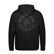 Hoodies & Sweatshirts ~ Men's Premium Hoodie ~ Detailing World 120112 Hooded Fleece Top
