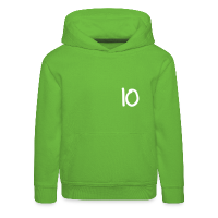 Kids' Premium Hoodie with design