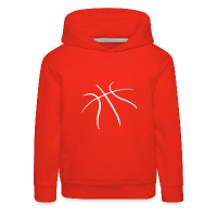 Kids' Premium Hoodie with design Basketball