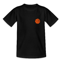 T-shirt Ado avec motif Basketball