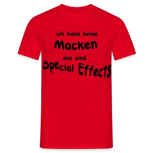 Macken - Männer T-Shirt