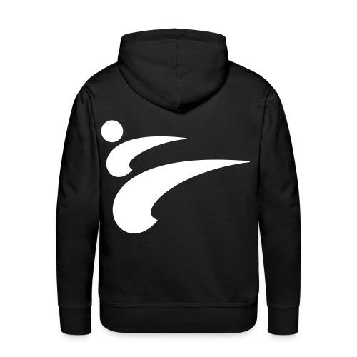 Taekwondo - Männer Premium Hoodie